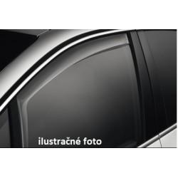 Peugeot 1007 2004-2009r 3dv - deflektory (predná sada)