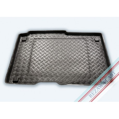 Ford Tourneo Connect 2012- L1 5 miestne - Plastová vaňa bez protišmyku do kufra Rezaw plast