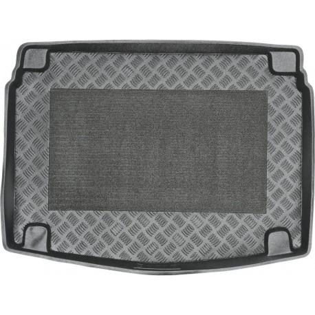 Kia Ceed 2018- hatchback dolná - Plastová vaňa s protišmykom do kufra Rezaw plast