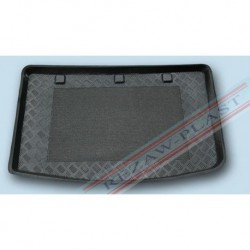 Kia Rio III 2011-2016 Hatchback - Plastová vaňa s protišmykom do kufra Rezaw plast