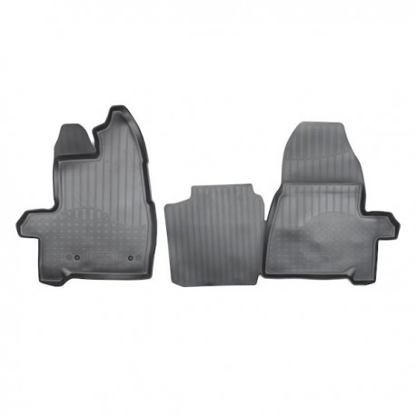 Ford Tourneo/Transit Custom 2012- 1.-rad ( krátky rozvor)- 3D autorohože