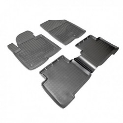 Hyundai Santa Fe 2012- 3D autorohože