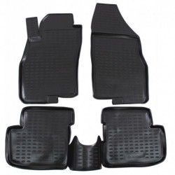 Fiat Punto Grande 2006-2012 – 5 dverové - 3D autorohože