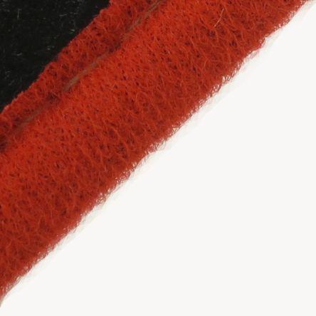 červený lem