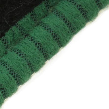 zelený lem