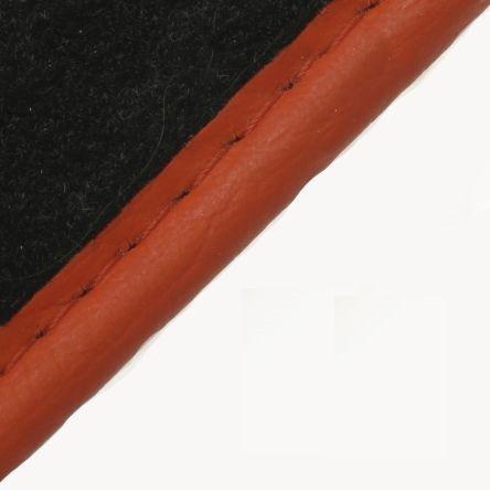 červená koženka