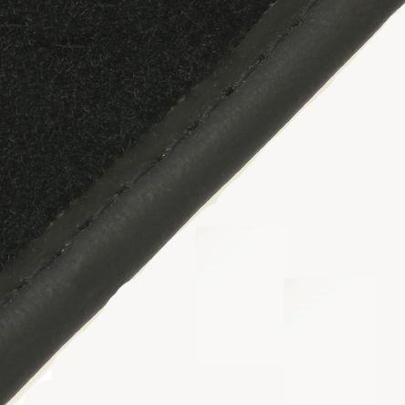 čierna koženka