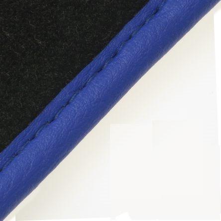 svetlo modrá koženka
