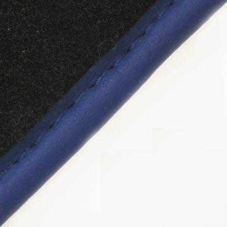 tmavo modrá koženka